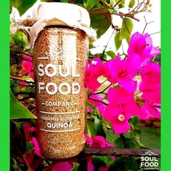 Preshwashed Quinoa